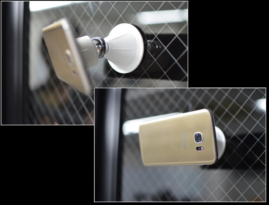 スマートフォン設置イメージ